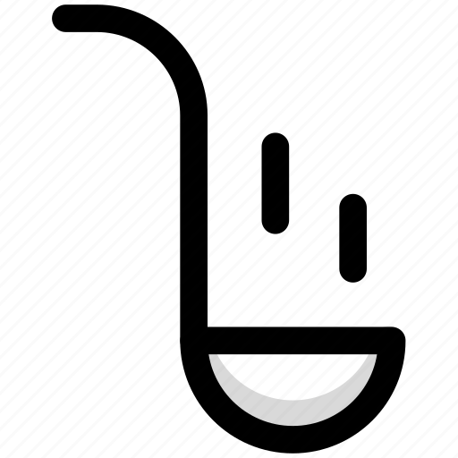 cooking, kitchen, spoon, utensil icon