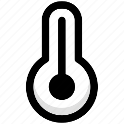 cooking, kitchen, temperature, thermometer icon
