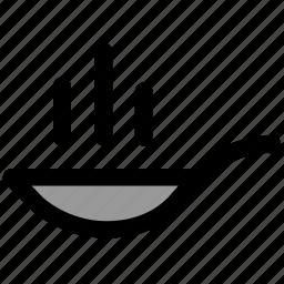 cook, cooking, kitchen, wok icon