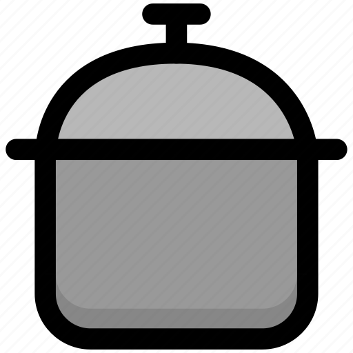cooking, foods, kitchen, pot icon