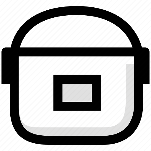 cooking, kitchen, rice cooker icon