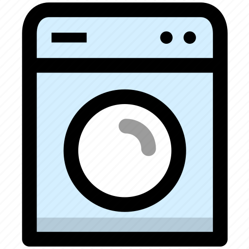 appliance, clothes, kitchen, washing machine icon