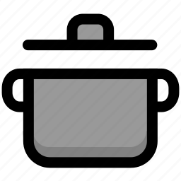 cooking, kitchen, pot icon