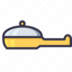 cook, cooking, fry, frying, kitchen, pan, tool icon