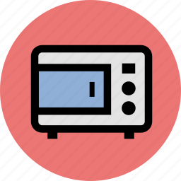 appliance, appliances, cooking, kitchen, microwave, microwave oven, oven icon