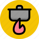 cooker, cooking, kitchen icon
