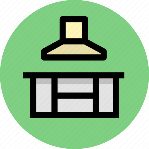 cooking, cupboard, kitchen, sideboard icon