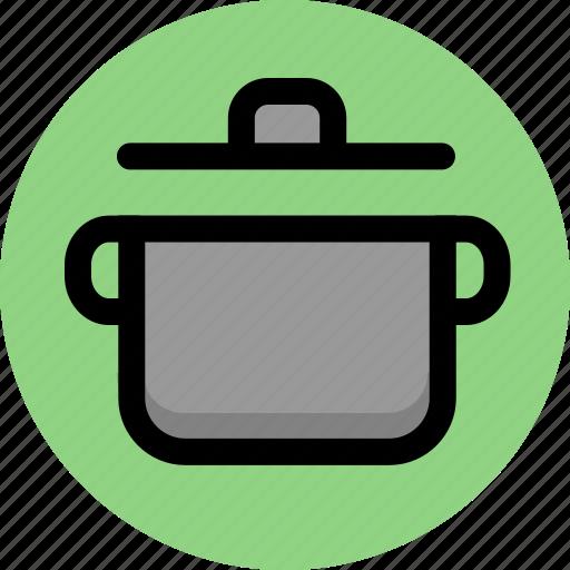 appliances, cooking, kitchen, pot icon