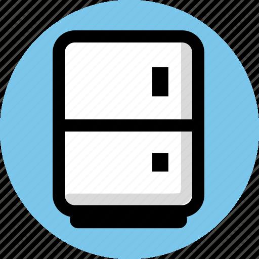 appliance, appliances, fridge, refrigerator icon