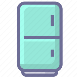 freezer, fridge, icebox, refrigerator icon