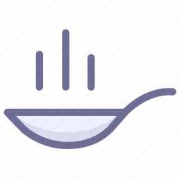 cooking, soup, wok icon