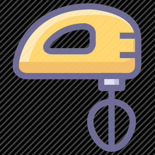 cooking, kitchen, machine, mixer icon