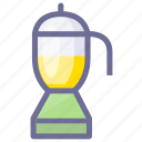 juice, juicer, machine icon