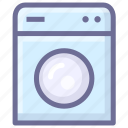 clothes, machine, washing machine icon