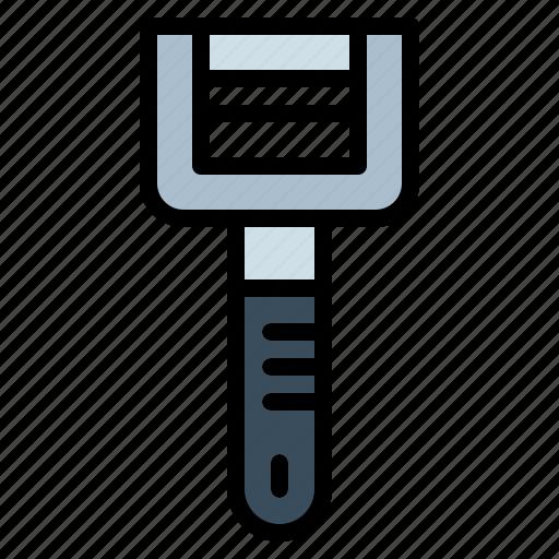 food, kitchenware, peeler, tools icon
