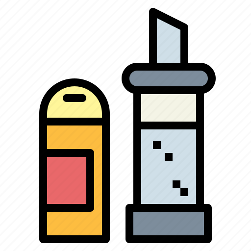 pepper, salt, seasoning, spices icon