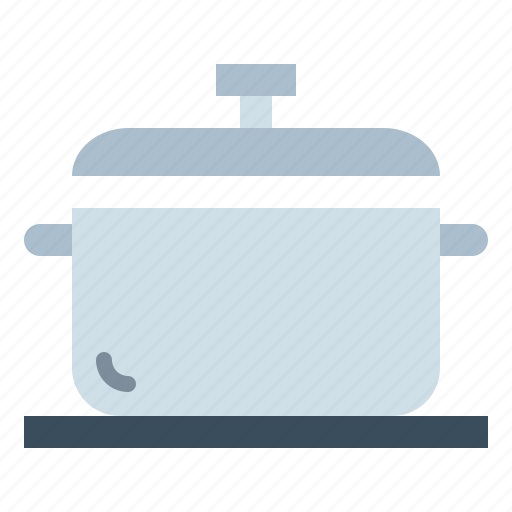 boil, boiling, cooking, pot icon