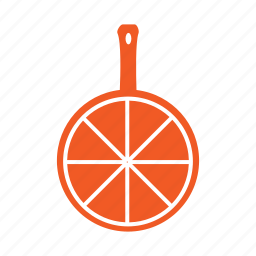 board, cooking, cut, cutting, food, kitchen, pizza icon