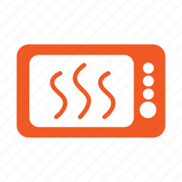 cooking, household, indrigient, kitchen, microwave, oven, tool icon