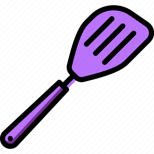 cooking, food, kitchen, spatula icon