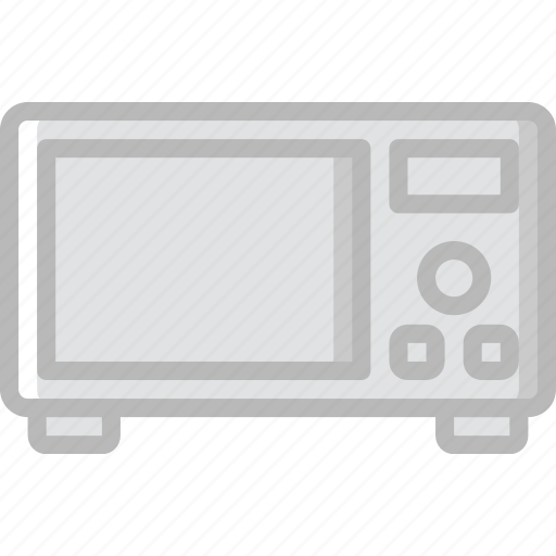 Cooking, food, kitchen, microwave icon - Download on Iconfinder
