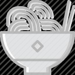 cooking, food, kitchen, pasta icon