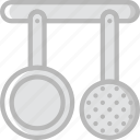 cooking, food, kitchen, tools icon