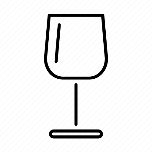 Alcohol, bar, glass, wine, wine glass icon - Download on Iconfinder