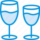 cooking, food, glass, kitchen icon
