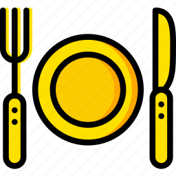 cooking, cutlery, food, kitchen icon