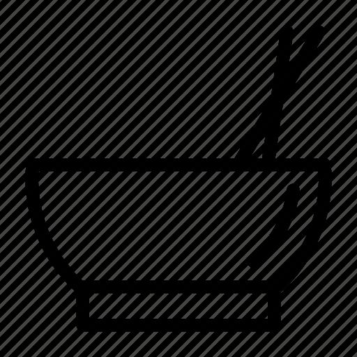 bowl, eat, food, soup, spoon icon