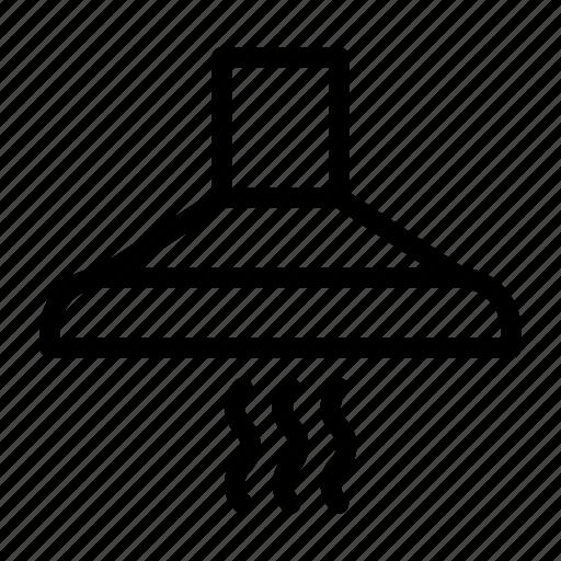 chimney, cooking, kitchen, restaurant, smoke icon