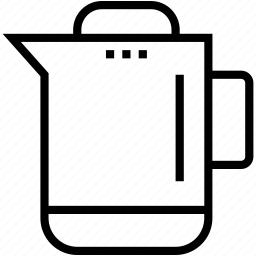 Ewer, jug, kitchen utensil, pot, vessel icon - Download on Iconfinder