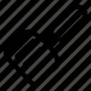 spatula, spatula icon icon