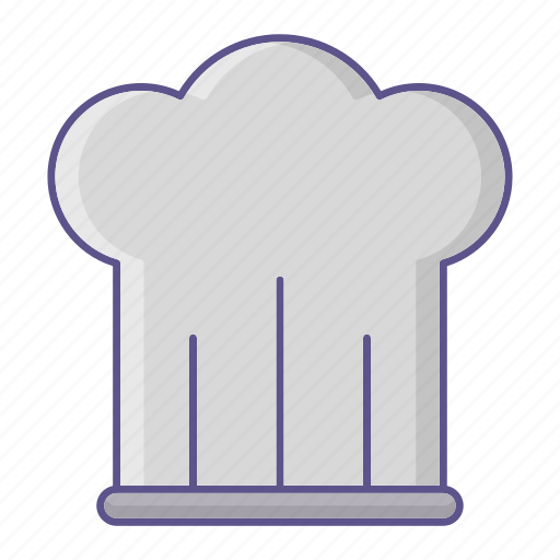 chef, food, restaurant, streamline icon