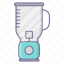 appliance, coffee, kitchen, kitchenware, mixeramericano icon