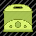 appliance, equipment, kitchenware, fryer, restaurant icon