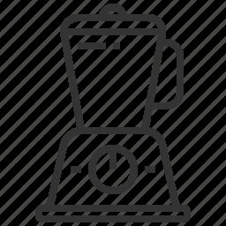 blender, cook, equipment, juice, kitchen, tool icon