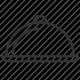 equipment, kitchen, lid, tool icon