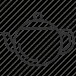 beverage, coffee, kettle, mug, tea, teapot icon