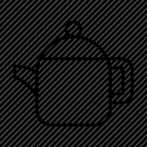 coffee, kettle, kitchen, tea, teapot icon