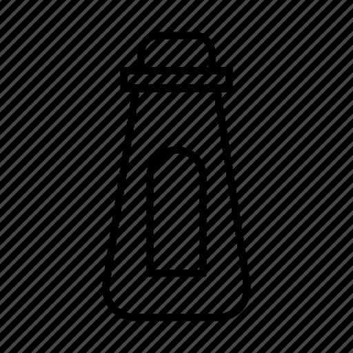 kitchen, kitchenware, pepper shaker, salt, shaker, tools icon