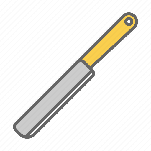 blade, butter, chop, cut, kitchen, knife, shapr icon