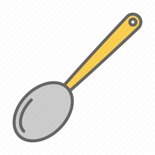 eat, fill, food, kitchen, meal, soup, spoon icon