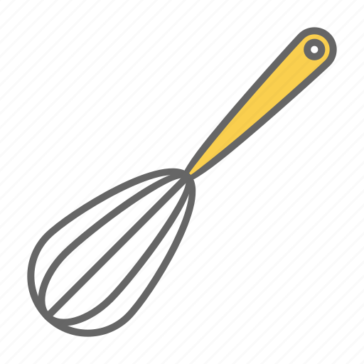 cook, kitchen, meal, mix, shake, ware, whisk icon