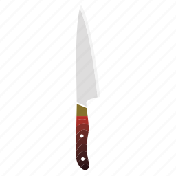 chef, cook, cut, cutter, kitchen, knife, steel icon