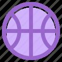 ball, basket, basketball, game, shot, sport, spotlight