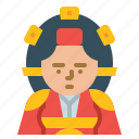 avatar, empress, korea, korean, traditional