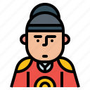 avatar, emperor, korea, korean, traditional