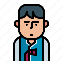 avatar, korea, korean, men, people